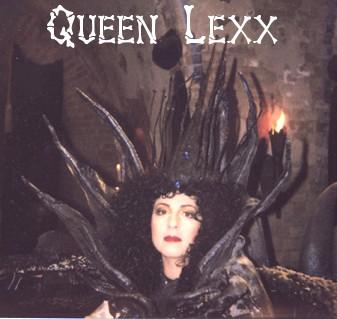Ellen also played Queen Lexx