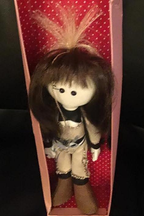 Giggerota Doll
