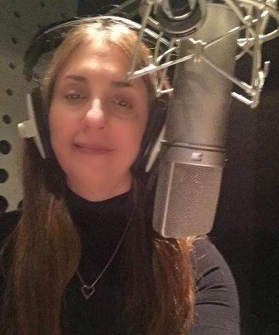 Ellen Recording
