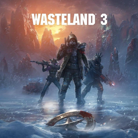 Ellen Dubin in Wasteland 3